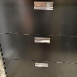 3 Drawer Large Metal File Cabinet for Sale in Miami, FL