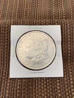 1890 Morgan Silver Dollar for Sale in Houma,  LA