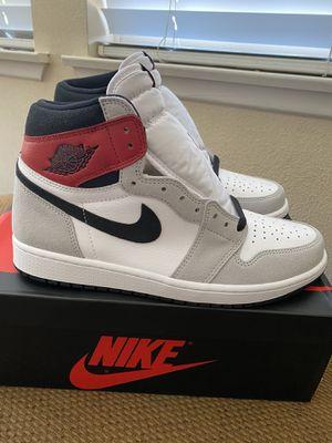 "New Jordan 1 Retro High OG ""Smoke Grey"" sz 10 for Sale in Irvine, CA"