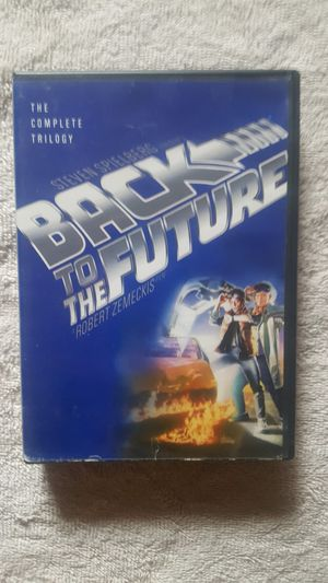 Back to the Future trilogy for Sale in Appleton, WI