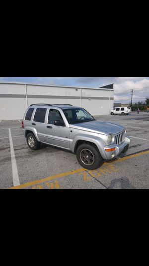 2003 Jeep 4x4 for Sale in Washington, DC