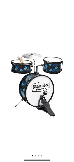 First act Drum set Brand new for Sale in Lyons, CO