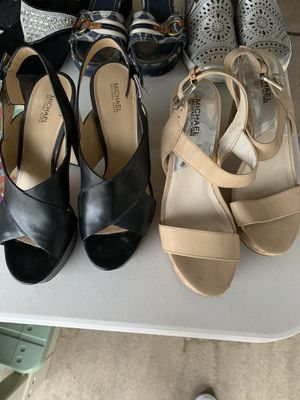 Women's Michael Kors shoes size 9 for Sale in Chandler, AZ