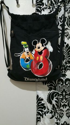 DISNEY CLOTH BACKPACK - YES IT'S ONLY $2😊 - NW AREA 89131 for Sale in Las Vegas, NV