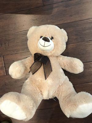 """12"""" Soft Teddy Bear for Sale in Virginia Beach, VA"""