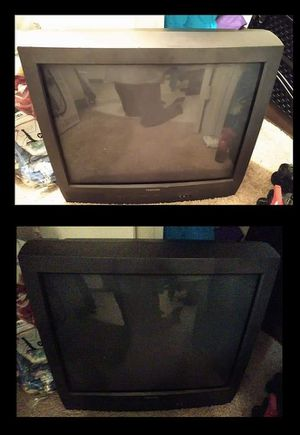 Big screen tube TV for Sale in Laurel, DE
