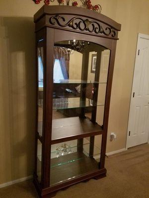 Curio Cabinet for Sale in Maricopa, AZ