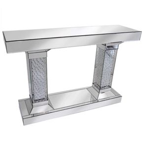 GREAT PRICES!! Accent console glass table for Sale in Opa-locka, FL