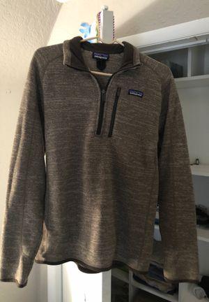 Patagonia fleece quarter zip for Sale in Tampa, FL