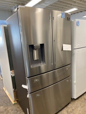 WE DELIVER! Samsung Refrigerator Fridge French Door 4-Door Brand New #766 for Sale in Levittown, PA