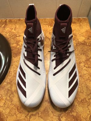 Adidas AdiZero 5 Star 7.0 Football Size 12 Cleats for Sale in Wichita, KS