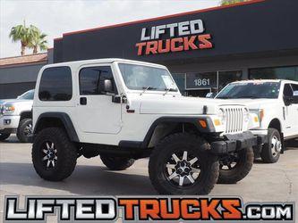 2003 Jeep Wrangler for Sale in Mesa,  AZ