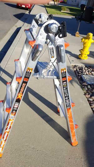 Little Giant Extreme Ladder for Sale in Rialto, CA