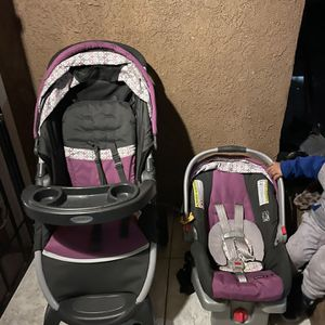 Car Seat And Stroller for Sale in Ontario, CA