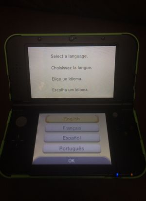 New Nintendo 3DS XL with case for Sale in Silver Spring, MD