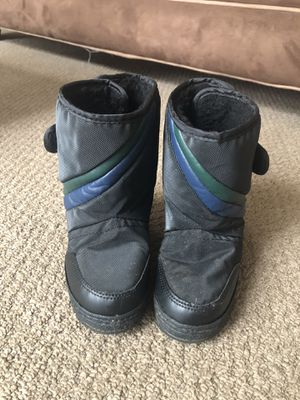 Kids Snow Boots-Size 11/12 for Sale in Chula Vista, CA