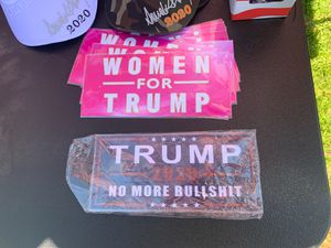 Trump (stickers, magnets, coozies) for Sale in Winchester, CA