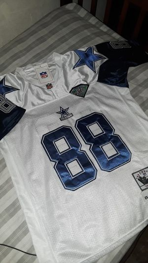 Mitchel & Ness Cowboy jersey( throwback Stitched) for Sale in Pomona, CA