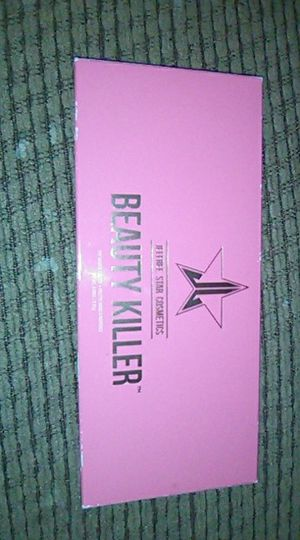 Jeffree Star Cosmetics Beauty Killer Pallet for Sale in Rialto, CA