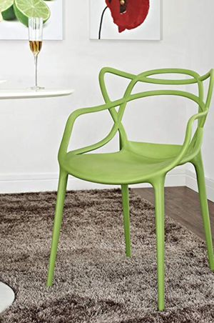 New!! Modern armchair, armchair, outdoor and indoor furniture, green for Sale in Phoenix, AZ