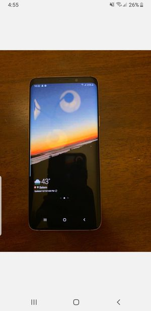 Samsung Galaxy s9+ for Sale in Salem, OR