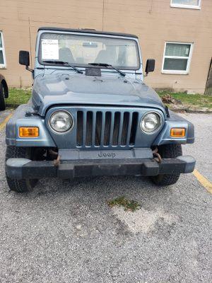 1998 Jeep wrangler for Sale in Lakeland, FL