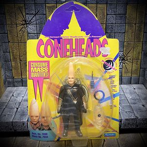 VINTAGE PLAYMATES CONEHEADS ACTION FIGURES for Sale in Crandall, TX