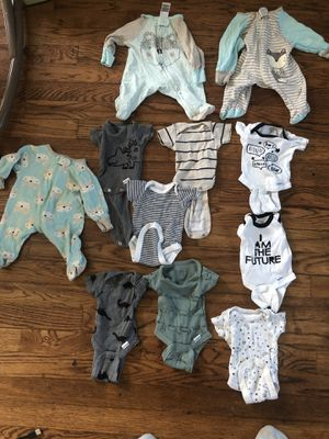 Preemie baby clothes for Sale in Manteca, CA