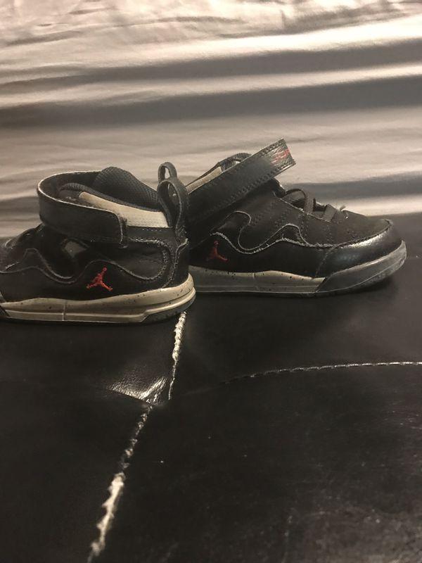 Jordan's size 8 toddler