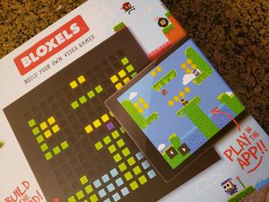 BLOXELS BUILD YOUR OWN VIDEO GAME for Sale in Orlando, FL