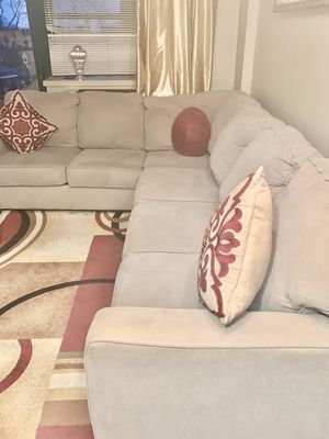 Sectional couch sofa for Sale in Queens, NY