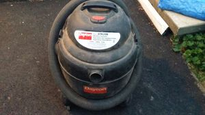 Dayton 20g wet/dry vacuum cleaner for Sale for sale  Washington Crossing, PA