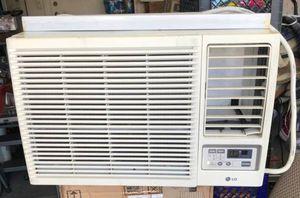 LG 12,000 BTU's AC Window Or Built In AC-Heat Unit for Sale in Henderson, NV