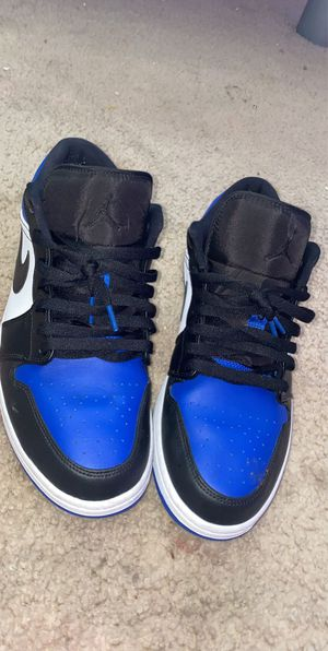 Jordan 1 royal toe size 13 for Sale in Austin, TX