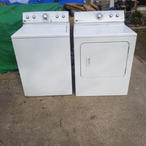 Nice Maytag centennial Commercial Washer and Dryer for Sale in Garner, NC