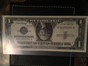 Uncirculated 1957 US silver certificate for Sale in Dublin, OH