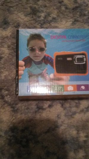 Crazyfire digital camera waterproof for Sale in Bakersfield, CA
