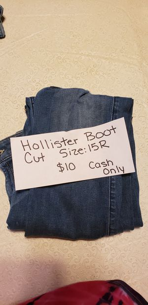 Hollister Boot Cut Jeans. for Sale in Sunbury, PA