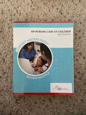 ATI RN Nursing Care of Children for Sale in San Antonio, TX