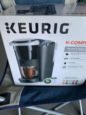 Keurig k-compact for Sale in North Las Vegas, NV