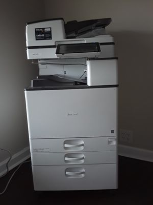 Ricoh MP-3555 All in one Printer for Sale in Panama City, FL