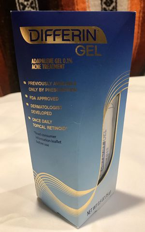 Differin Gel Acne Treatment - 5 Star Reviews DEBIT/CREDIT ACCEPTED for Sale in Las Vegas, NV