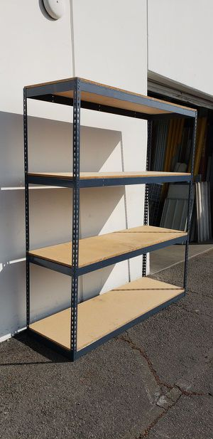 Shelving Warehouse and Garage Boltless Storage 72 in W x 24 in D - Delivery Available - Pickup in Duarte for Sale in Rowland Heights, CA