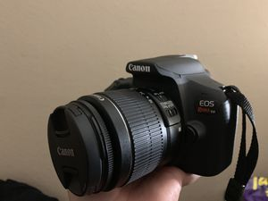 Cannon rebel t6 for Sale in Lake Forest, CA