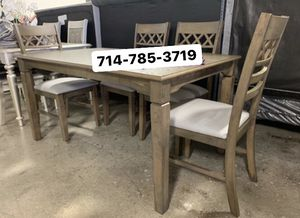 7 Piece Dining Table for Sale in San Diego, CA