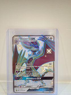 Pokémon Shiny Noivern GX SV78/SV94 Full Art Ultra Rare for Sale in Hollywood,  FL