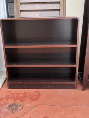 Wood book shelves or closet organizer for Sale in SUNNY ISL BCH, FL