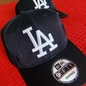 Brand New Black LA Dodgers Cap for Sale in Colonial Heights, VA