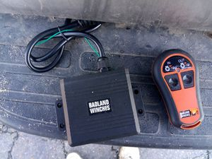 9000 lb Badland winch for Sale in Jamestown, CA