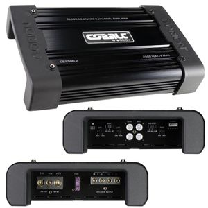 Orion 2 Channel Amplifier, 1250W RMS/2500W MAX for Sale in Lake Wales, FL